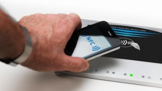 Pago de Apple con tecnología NFC