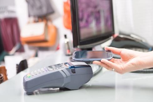 Pago NFC con tecnología movil
